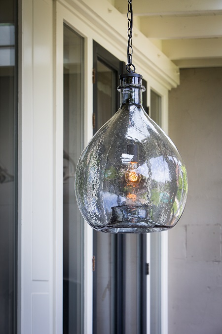 hanglamp gabi glas smoke s dutch home label. Black Bedroom Furniture Sets. Home Design Ideas