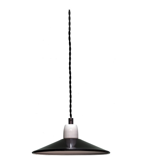 Emaille lamp - 1001810