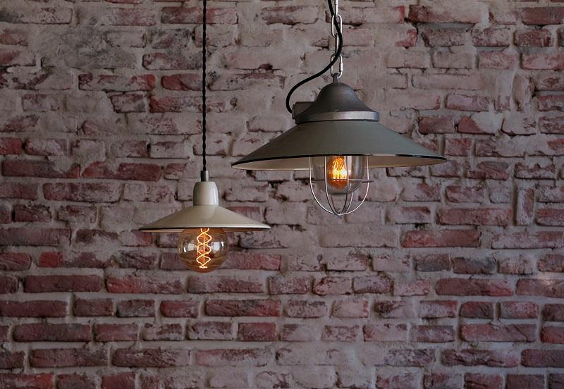 Industriële hanglamp - 1002160
