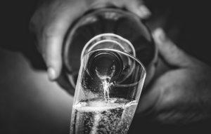 mousserende wijn sfeer