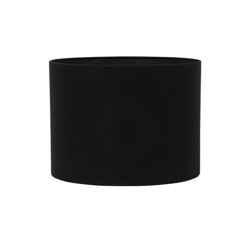 Kap cilinder 50-50-38 cm LIVIGNO zwart