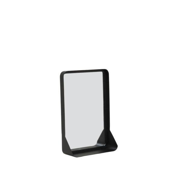 Spiegel SIPAU - mat zwart - M