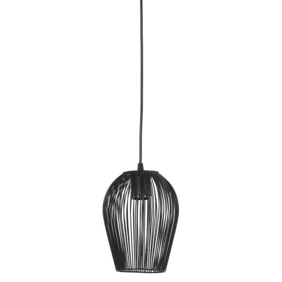 Hanglamp ABBY - mat zwart