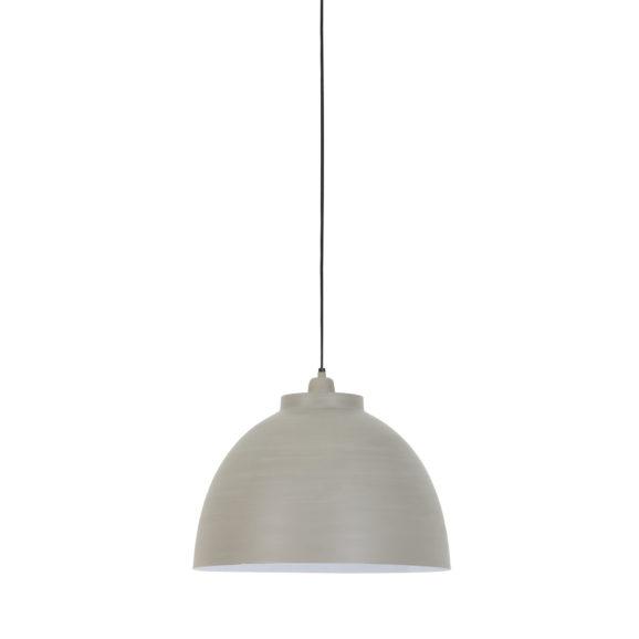 Hanglamp KYLIE - Beton Wit - L