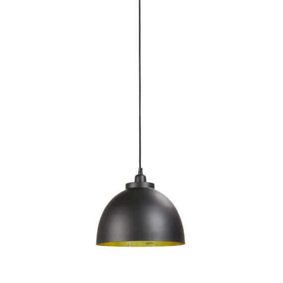 Hanglamp KYLIE - Zwart-Goud - M