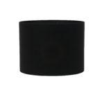 Kap cilinder 40-40-30 cm LIVIGNO zwart