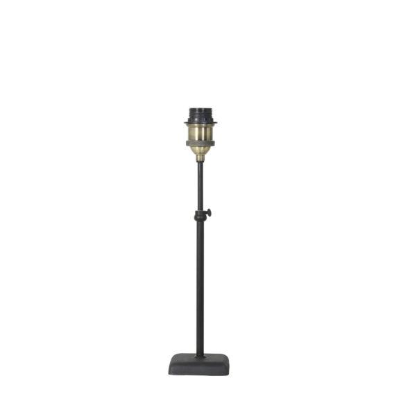 Lampvoet DAVINO - Zwart Verstelbaar