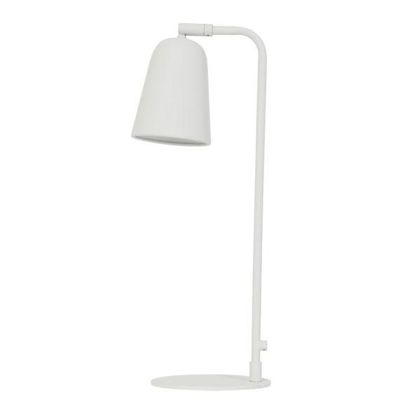 Tafellamp SALOMO - Metaal Wit
