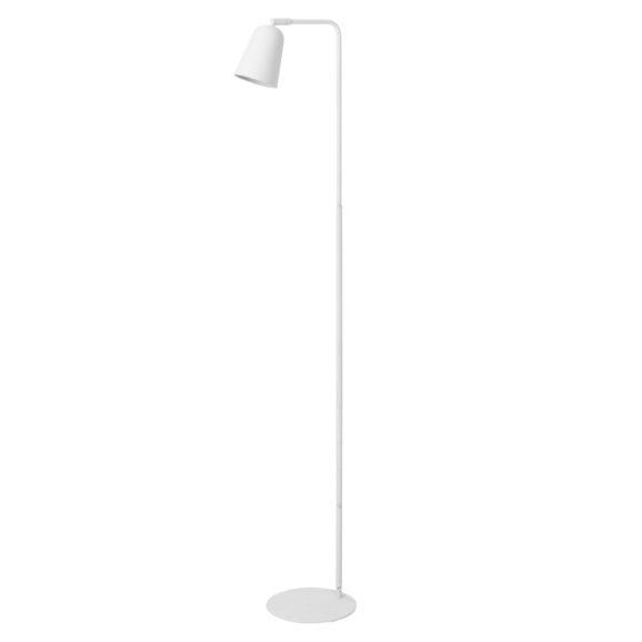 Vloerlamp SALOMO - Metaal Wit