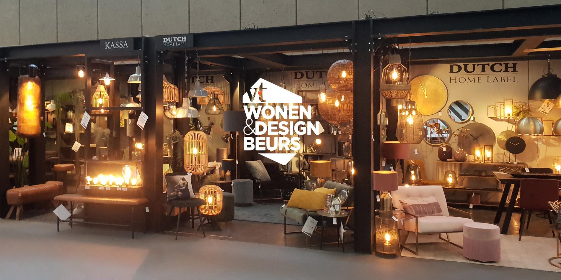 VT Wonen en Design beurs