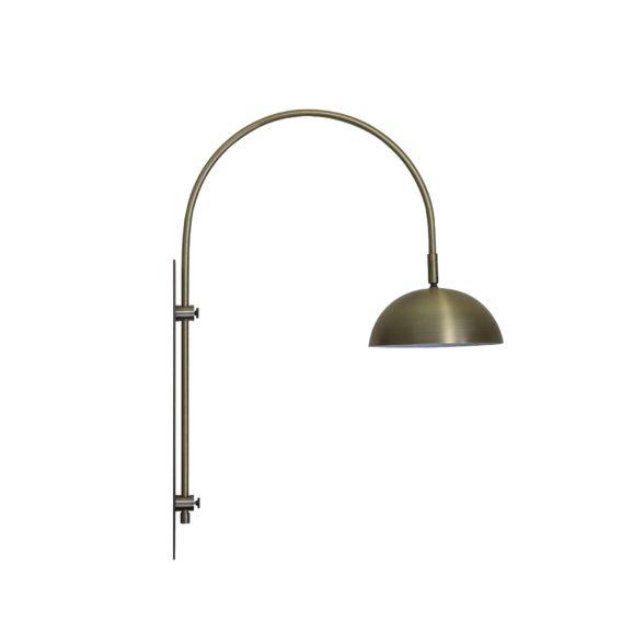 Wandlamp LED 50x20x68 cm JUPITER antiek brons