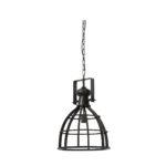Light & Living - Hanglamp AMY - Metaal Antiek-zwart - 3069816