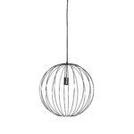 Hanglamp Suden - Mat Zwart - Ø50 x 50 cm