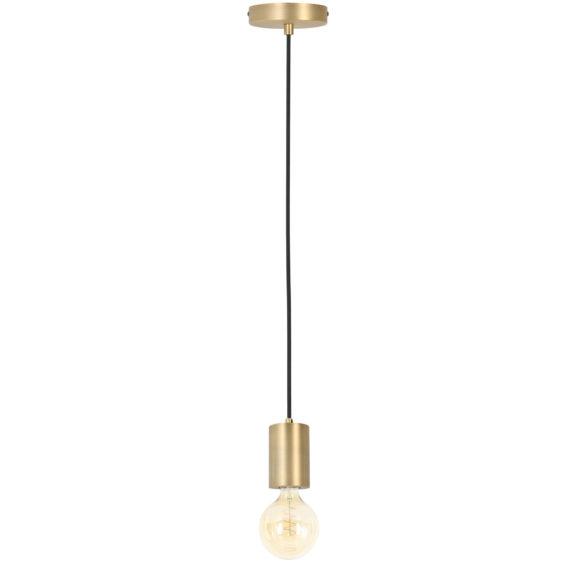 Vidar hanglamp antiek brons 1 lichtbron